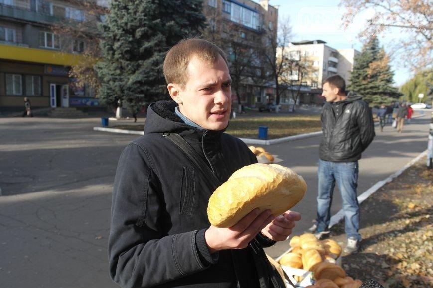 Сегодня в Красноармейске можно будет бесплатно получить хлеб (фото) - фото 1