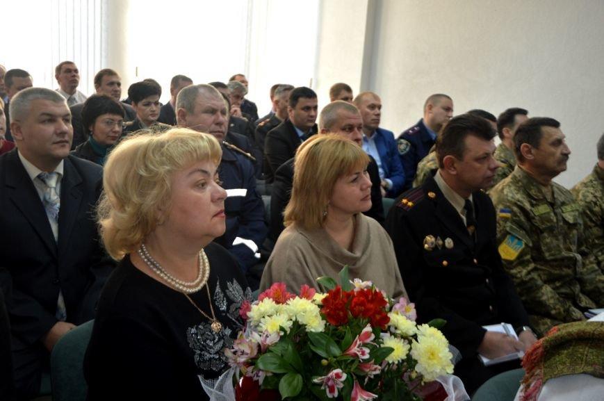 В Никополе представили нового руководителя прокуратуры города (фото) - фото 2