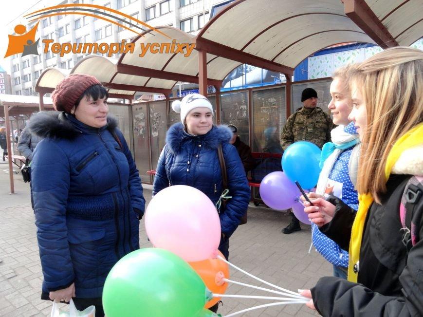 У Кіровограді пройшла вулична акція «Діти проти насилля» (ФОТО) (фото) - фото 1