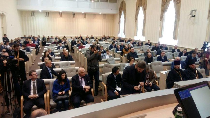 Депутаты Днепропетровского облсовета приступили к выборам головы, фото-2