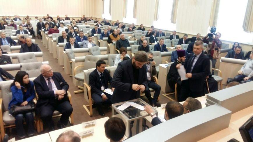 Депутаты Днепропетровского облсовета приступили к выборам головы (фото) - фото 3