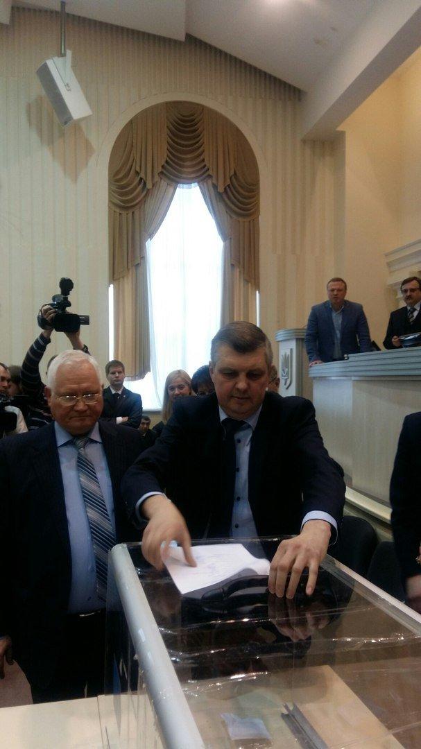 Депутаты Днепропетровского облсовета приступили к выборам головы, фото-5