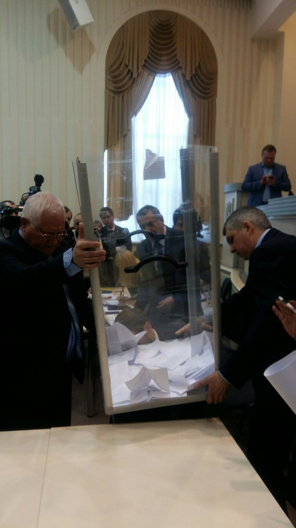 Депутаты Днепропетровского облсовета приступили к выборам головы (фото) - фото 7