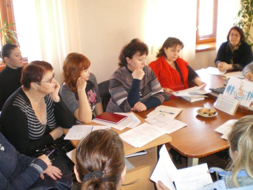 В Димитровском центре занятости обсудили проблемы трудоустройства людей с инвалидностью и демобилизованных участников АТО (фото) - фото 1
