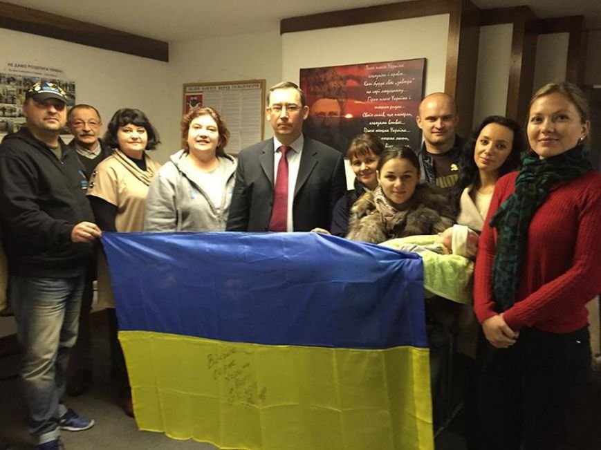 UKRAINE'S OPEN HEART: Днепропетровские путешественники вернулись домой (ФОТО) (фото) - фото 4