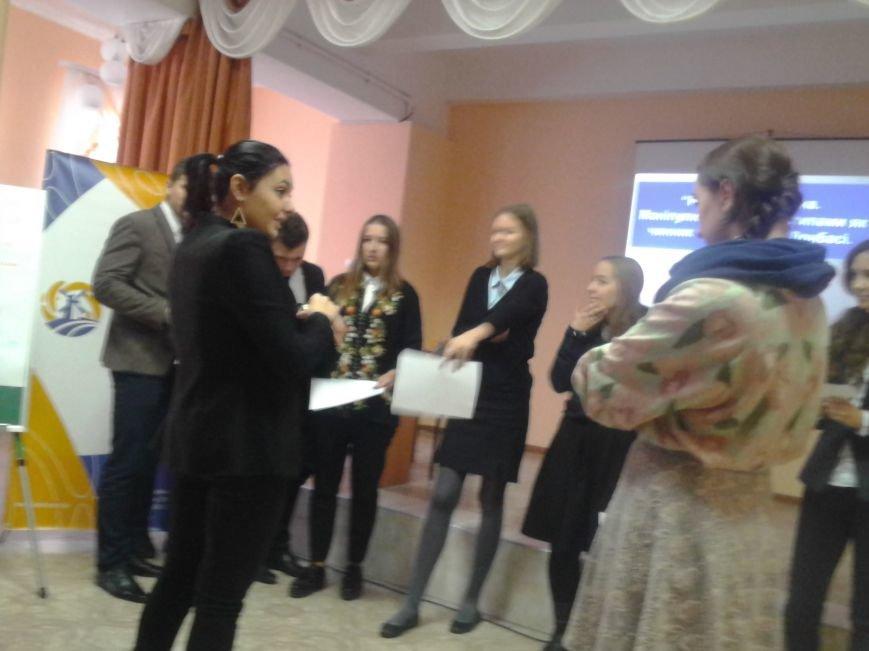 Мариупольские лицеисты делали куклу-мотанку и дискутировали о контрпропаганде (ФОТО), фото-3