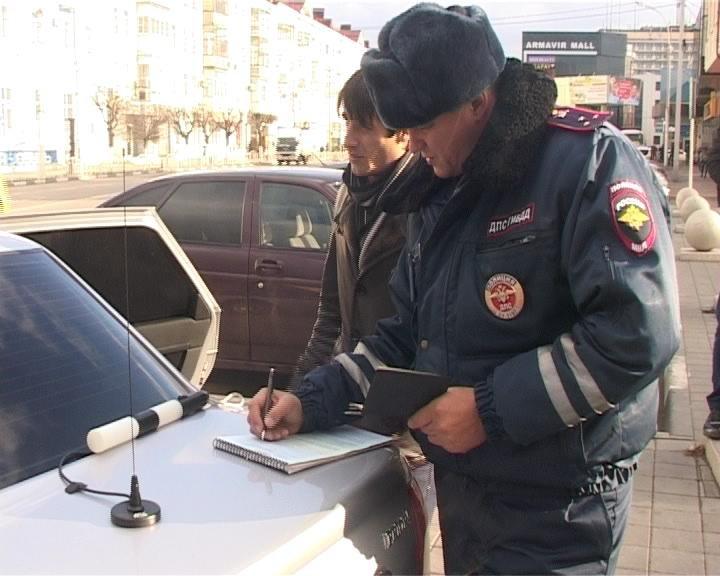 В Армавире проходит  второй этап операции «Пешеход» (фото) - фото 1