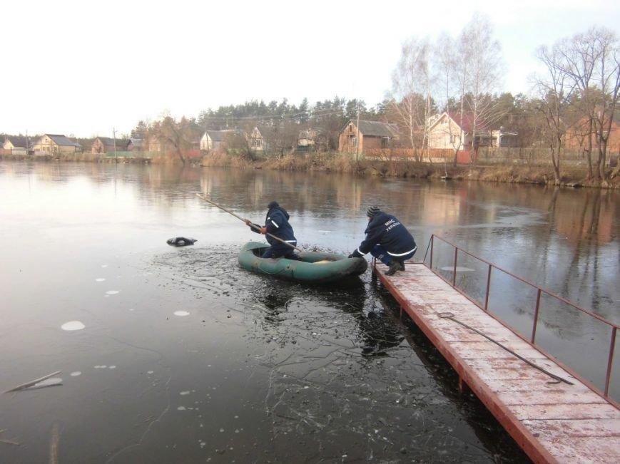 В Киевской области в реке обнаружили тело мужчины (ФОТО) (фото) - фото 1