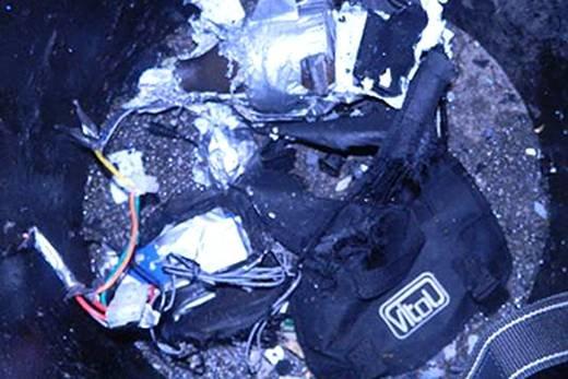 В Киеве полиция обезвредила радиоуправляемое взрывное устройство (ФОТО) (фото) - фото 1