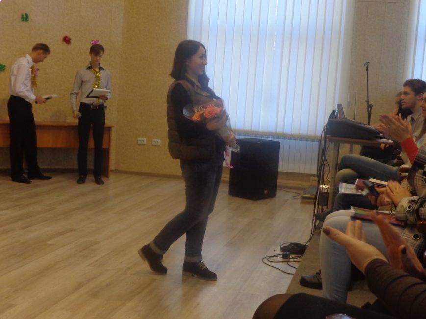 В ДонНТУ Красноармейска прошел предновогодний отчетный концерт студенческого самоуправления (фото) - фото 11