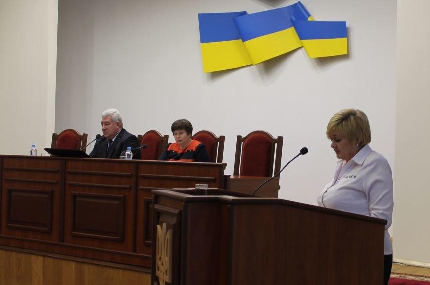 В Артемовске-Бахмуте депутаты поддержали проект об объединении громады, фото-1