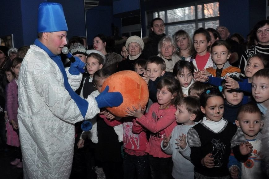 Большой семейный праздник в честь Святого Николая (фото) - фото 1