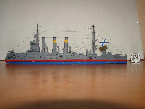 Город Пушкин обзавелся собственным эсминцем (фото) - фото 1