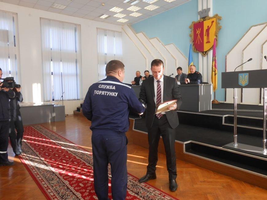 В Днепродзержинске начались масштабные объектовые учения (фото) - фото 4