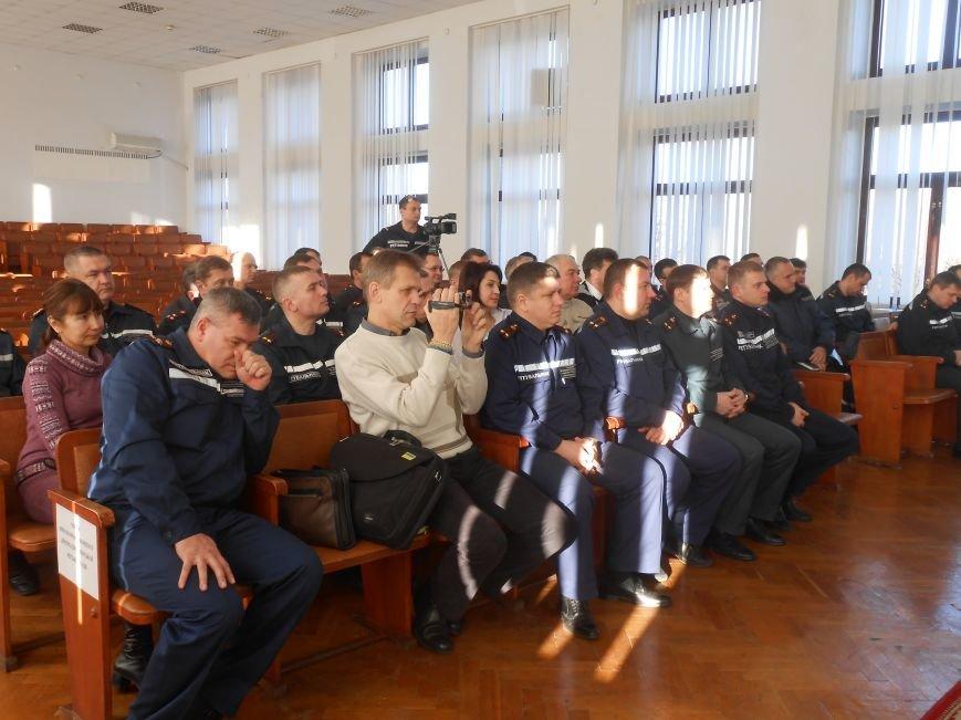 В Днепродзержинске начались масштабные объектовые учения (фото) - фото 2