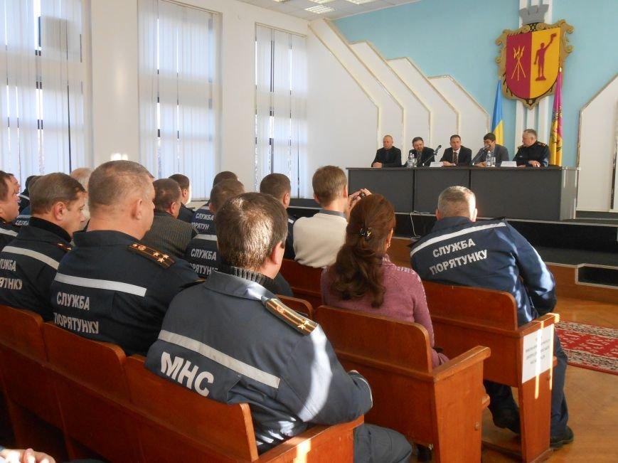 В Днепродзержинске начались масштабные объектовые учения (фото) - фото 3