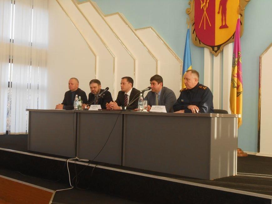 В Днепродзержинске начались масштабные объектовые учения (фото) - фото 1