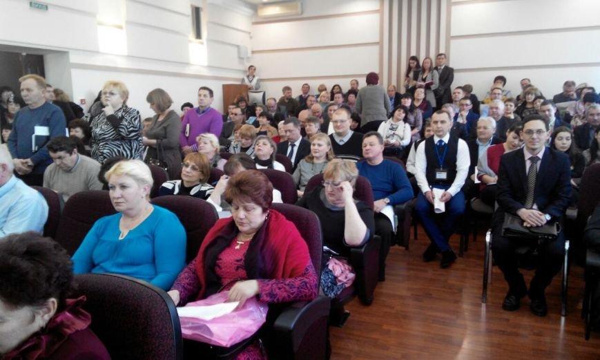 В Краматорске желающие узнать о децентрализации не поместились в сессионный зал (фото) - фото 2