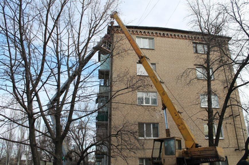 По улице Чайковского делают стяжку дома (ФОТОФАКТ), фото-2