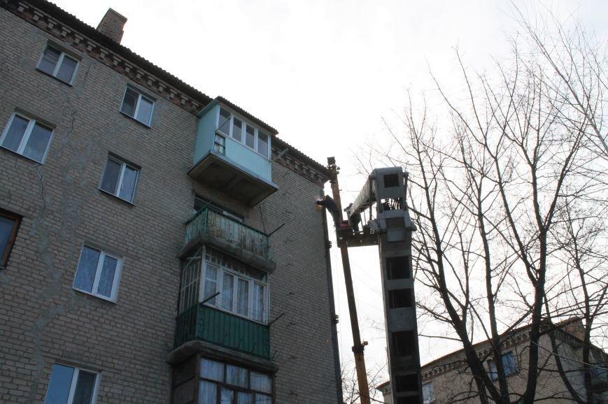 По улице Чайковского делают стяжку дома (ФОТОФАКТ), фото-1