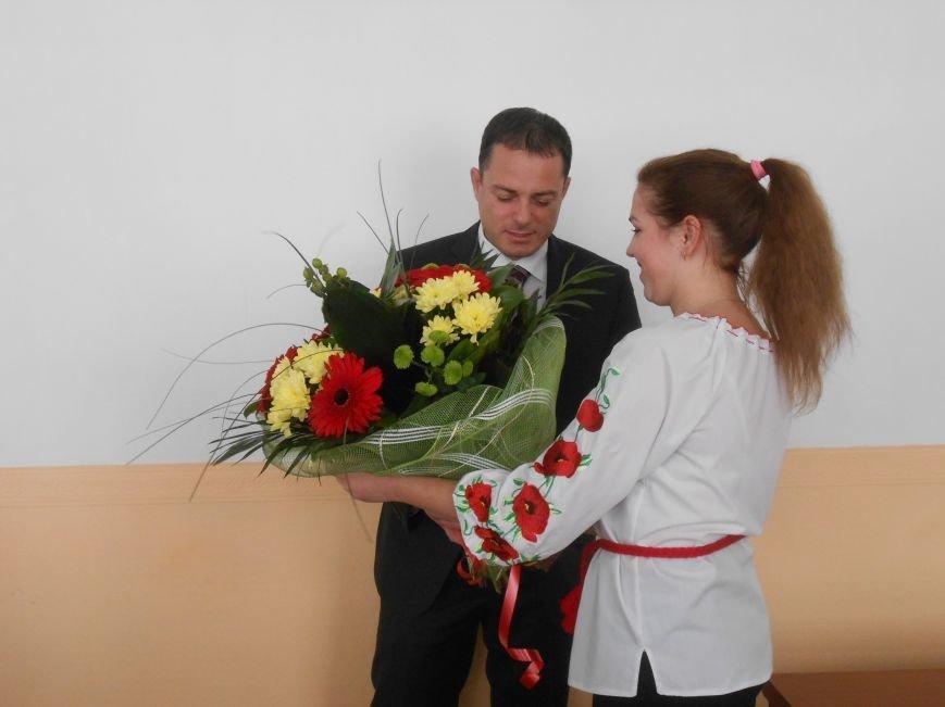 В Днепродзержинске состоялась встреча городского головы с Молодежным советом города (фото) - фото 3