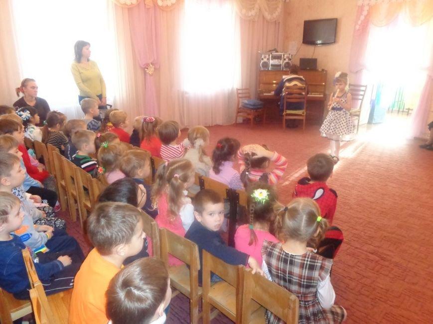В детских садиках Красноармейска прошли предпраздничные концерты воспитанников музыкальной школы имени Н. Д. Леонтовича (фото) - фото 3