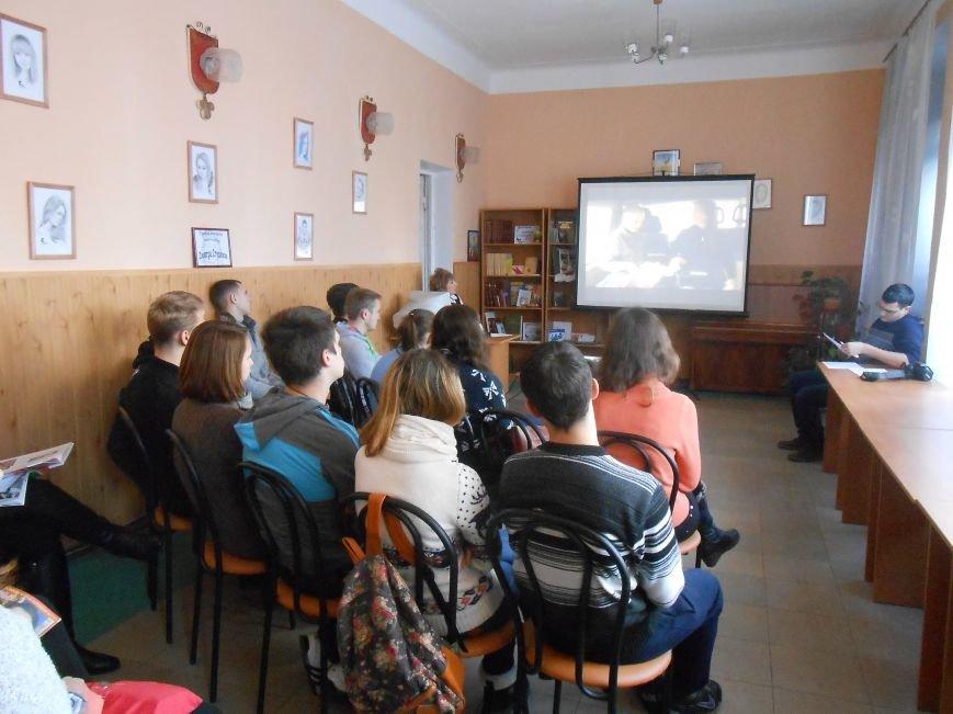В Днепродзержинске открылся дискуссионный киноклуб «Прометей» (фото) - фото 1