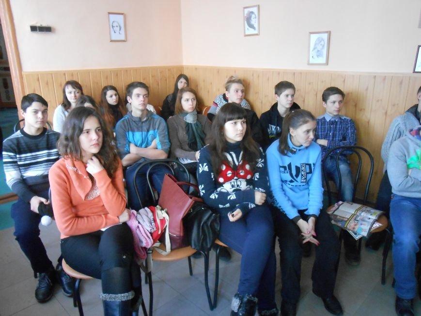 В Днепродзержинске открылся дискуссионный киноклуб «Прометей» (фото) - фото 2