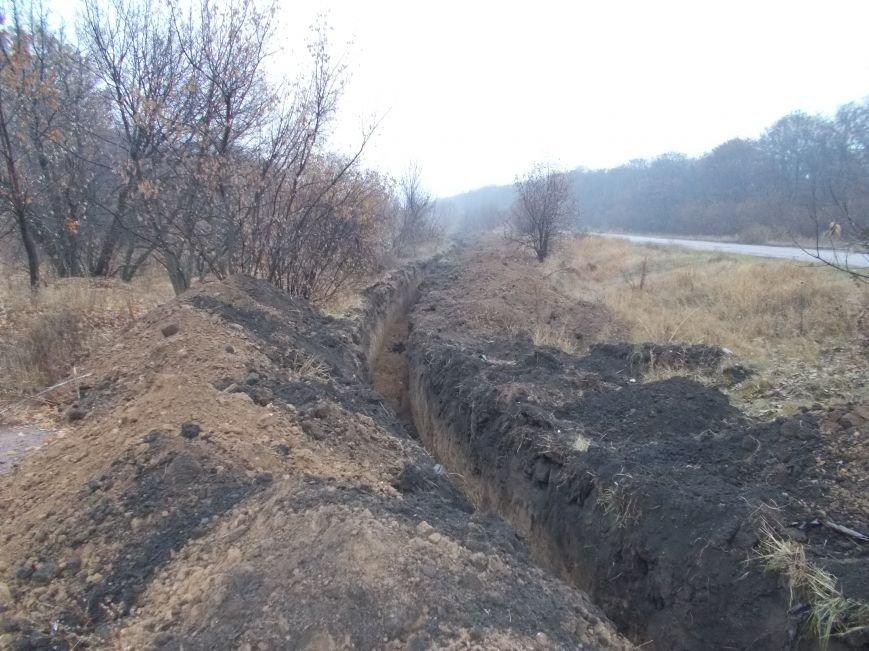 В Белицком и Водянском заменили водопровод (фото) - фото 1