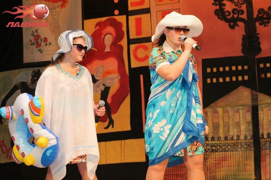 Женская сборная СумГУ команда КВН «Любимая» стала обладательницей «Кубка мэра 2015» (ФОТО) (фото) - фото 1