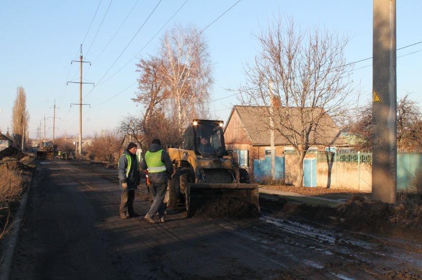 По улице Петровского идут ремонтные работы (ФОТО), фото-2