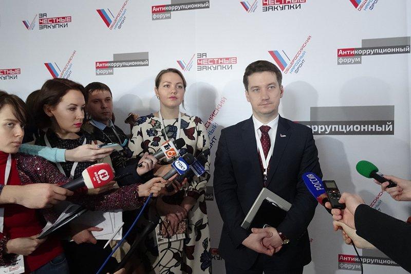«Чиновники не должны нас бояться». Белгородские «фронтовики», журналисты и активисты с коллегами из  ЦФО обговорили способы борьбы с коррупцией (фото) - фото 1
