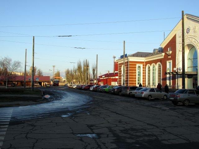 Как идет строительство троллейбусной линии в Старый город (ФОТО), фото-25
