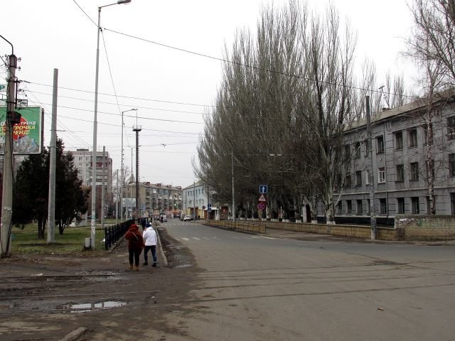Как идет строительство троллейбусной линии в Старый город (ФОТО), фото-15