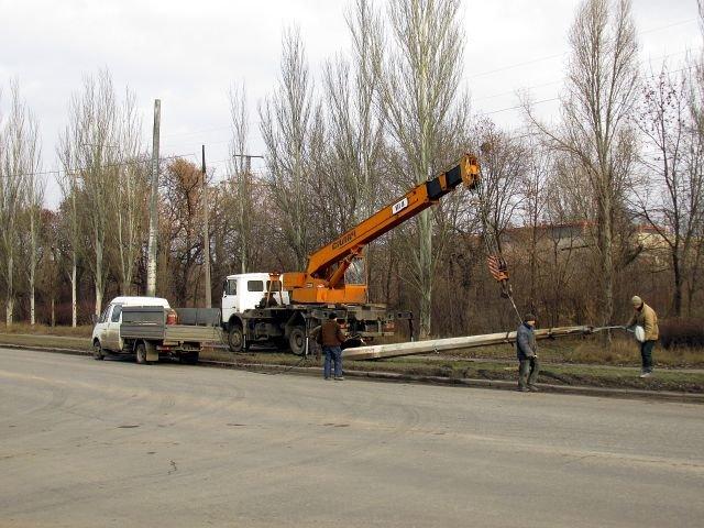 Как идет строительство троллейбусной линии в Старый город (ФОТО), фото-7