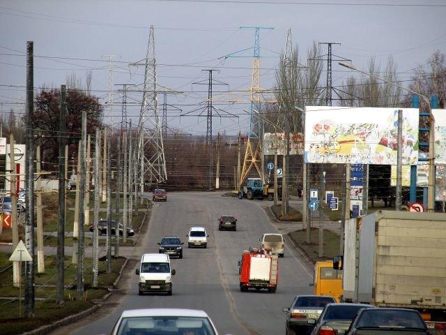 Как идет строительство троллейбусной линии в Старый город (ФОТО), фото-6