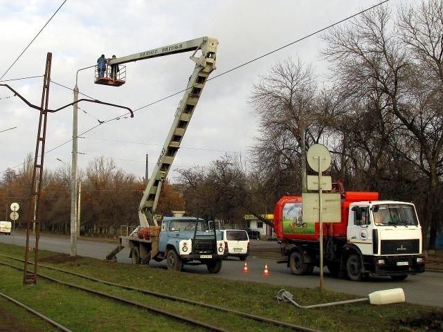 Как идет строительство троллейбусной линии в Старый город (ФОТО), фото-4