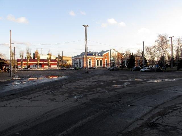 Как идет строительство троллейбусной линии в Старый город (ФОТО), фото-23