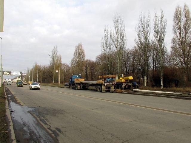 Как идет строительство троллейбусной линии в Старый город (ФОТО), фото-8