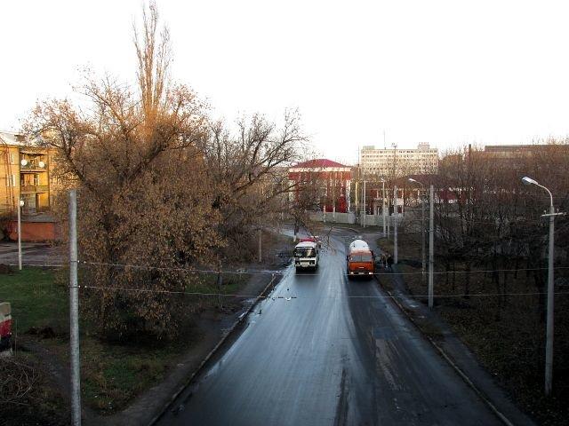 Как идет строительство троллейбусной линии в Старый город (ФОТО), фото-19