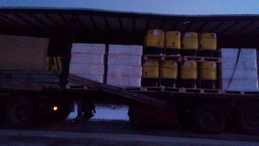 За прошедшую ночь на дороге из Балаково в Саратов произошли несколько ДТП с участием дальнобойщиков (ФОТО) (фото) - фото 3