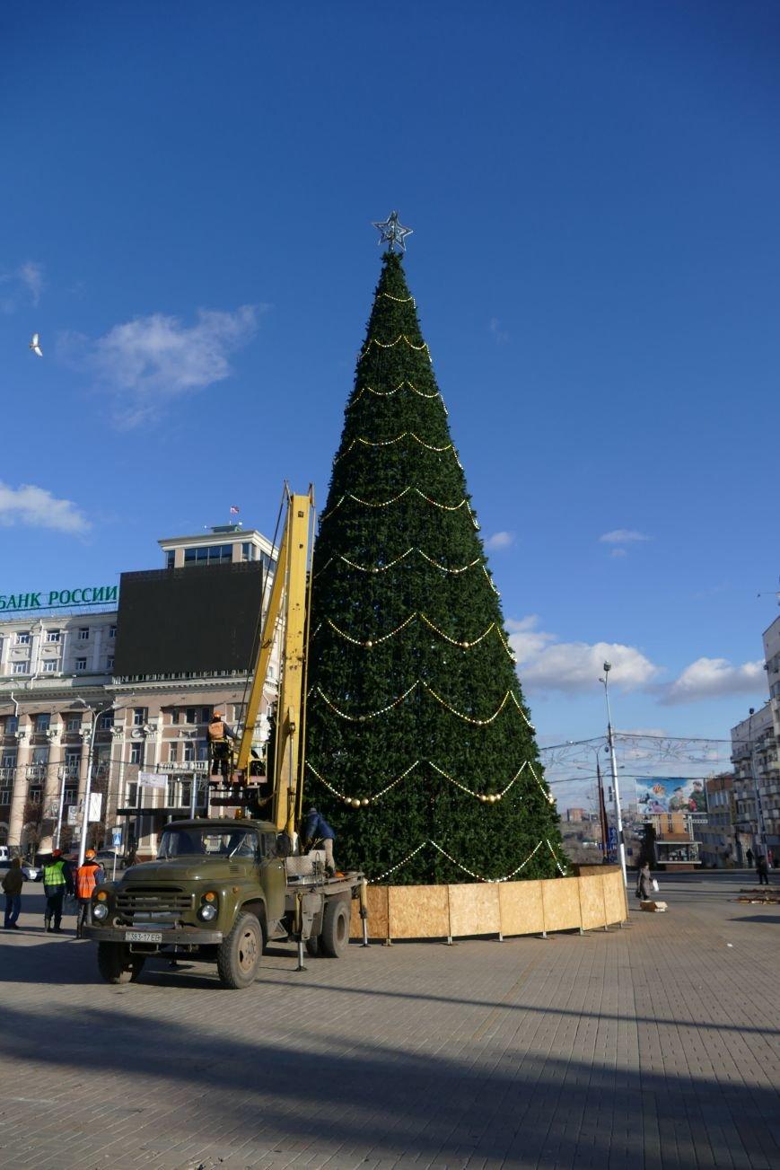 Главная елка Донецка будет украшена только российскими игрушками (ФОТО) (фото) - фото 2