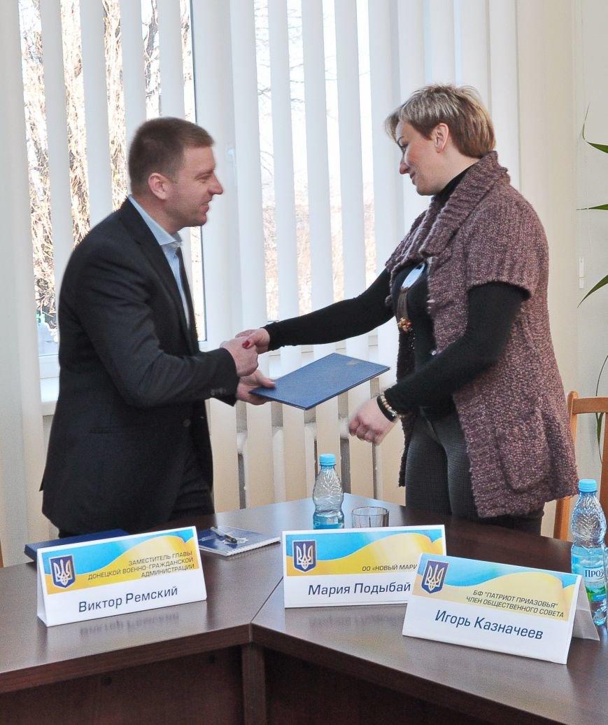 Мариупольские активисты обсудили с Ремским, что делать с МАФами и коррупцией (ФОТО), фото-5
