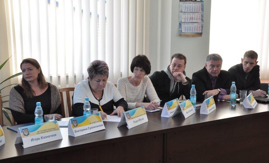 Мариупольские активисты обсудили с Ремским, что делать с МАФами и коррупцией (ФОТО), фото-2