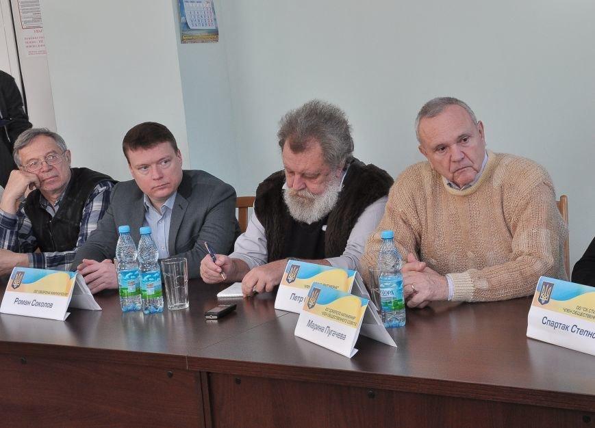 Мариупольские активисты обсудили с Ремским, что делать с МАФами и коррупцией (ФОТО), фото-4