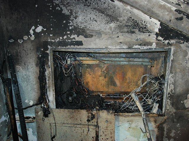 65 работников эвакуировали из здания вознесенского горсовета из-за пожара (ФОТО), фото-1