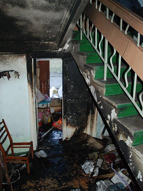 65 работников эвакуировали из здания вознесенского горсовета из-за пожара (ФОТО), фото-2