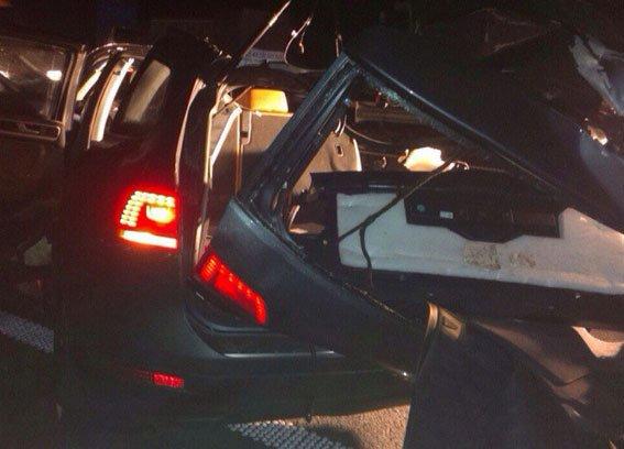 Потрійна аварія на Полтавщині: одна людина загинула, четверо отримали травми (ФОТО) (фото) - фото 1
