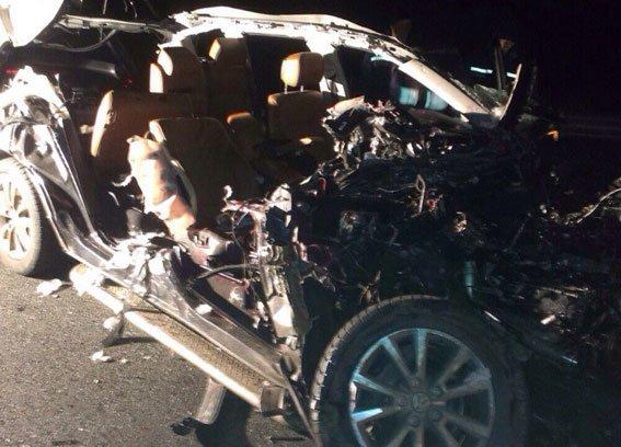Потрійна аварія на Полтавщині: одна людина загинула, четверо отримали травми (ФОТО) (фото) - фото 2