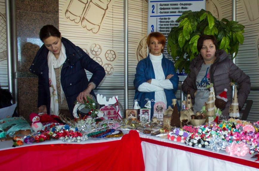 В Днепродзержинске открылась ярмарка HandMade (фото) - фото 1